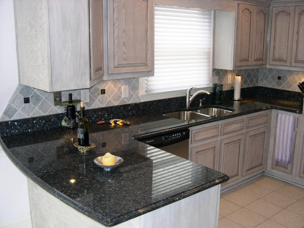 Blue Pearl Kitchen Countertops